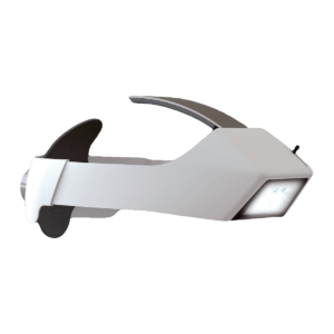OPELA III Wearable Surgical Light System Sideview