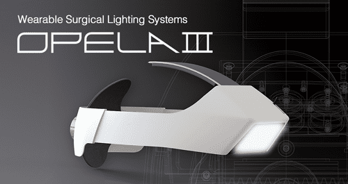 Opela III surgical light system