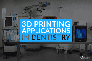 3D printing applications in dentistry