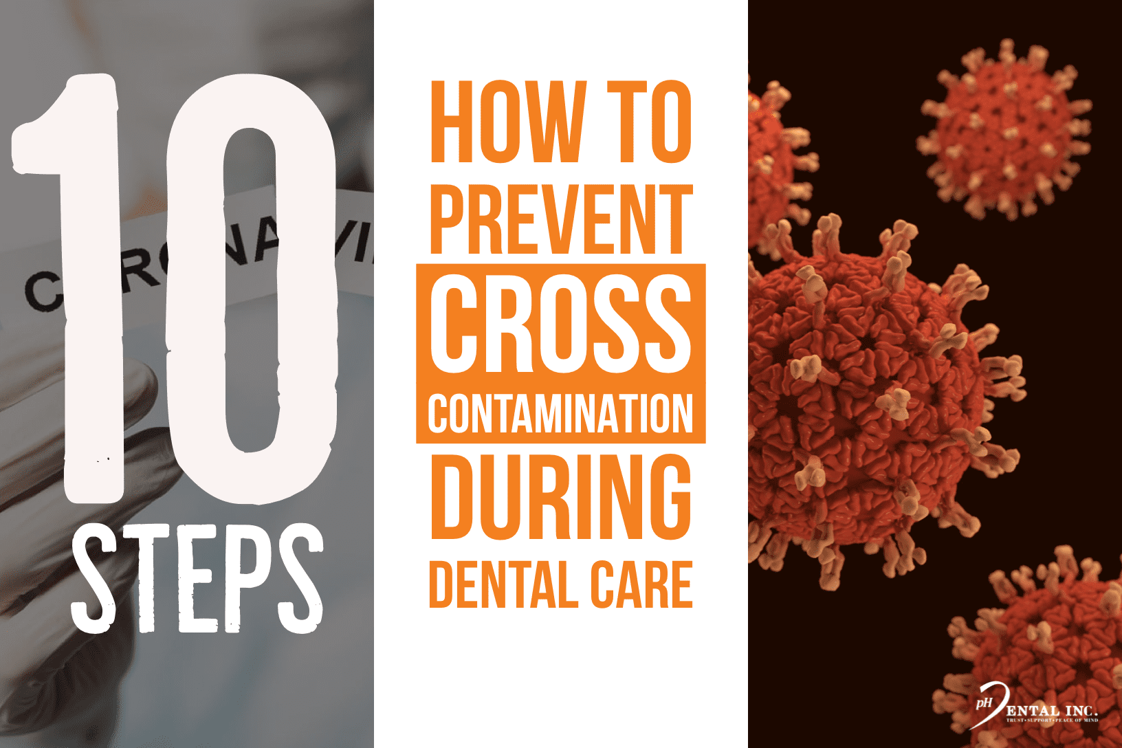 featured image how to prevent cross contamination during dental care