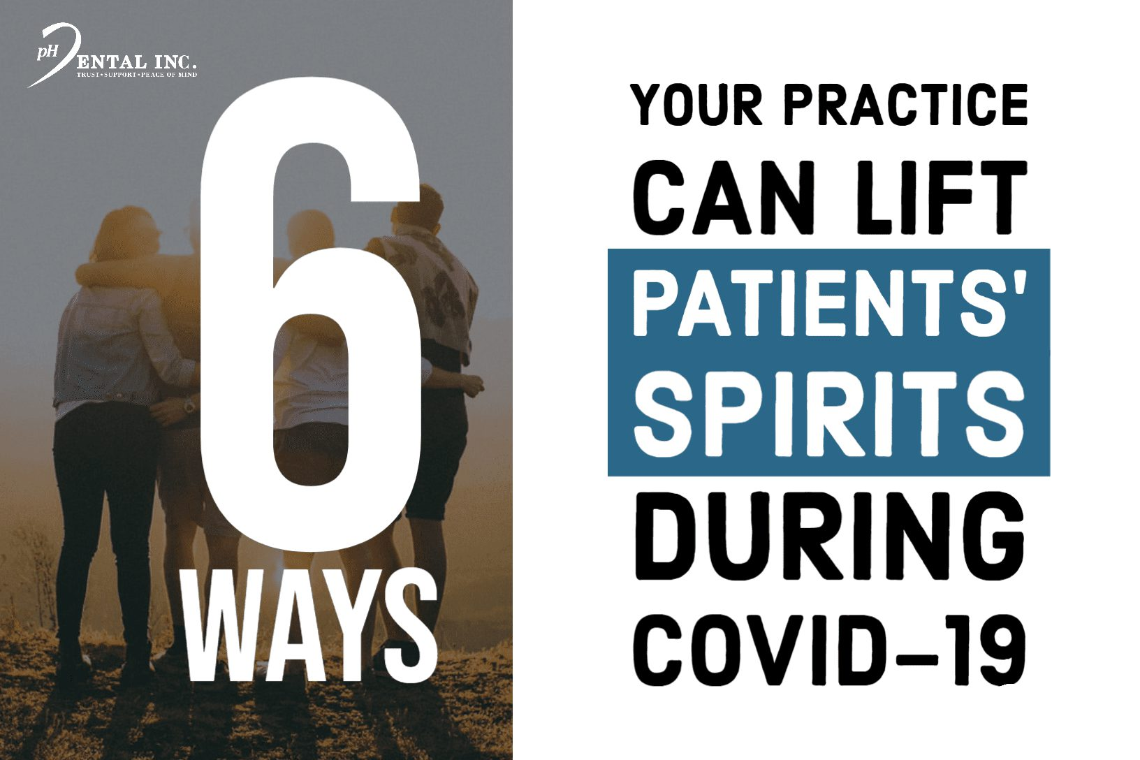 6 ways your practice can lift patients spirits this pandemic featured image