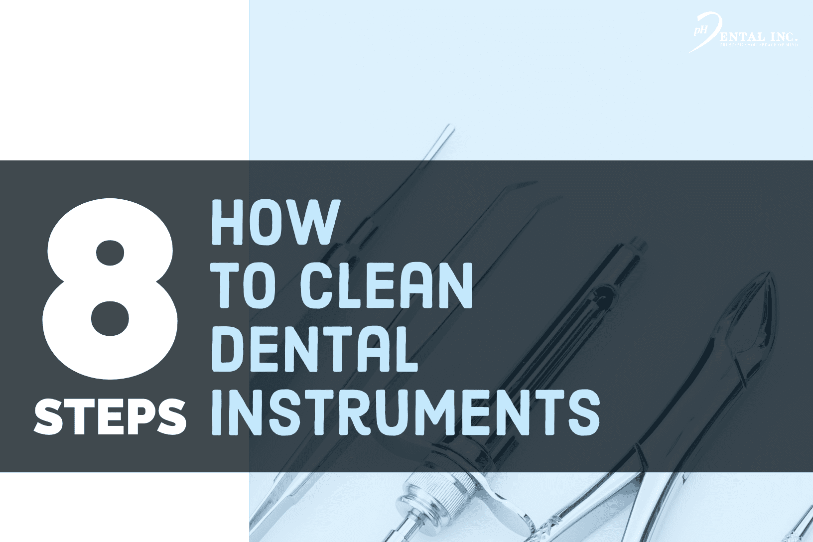 how to clean dental instruments featured image