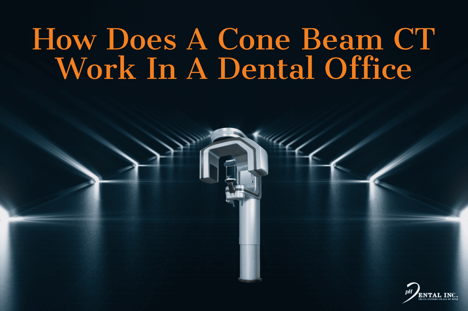 How Does a Cone Beam CT Work In A Dental Office Feature Image