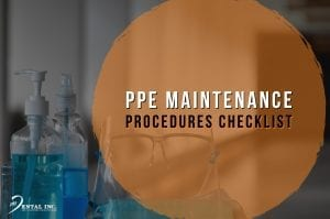 PPE Maintenance Procdures Checklist Featured Image
