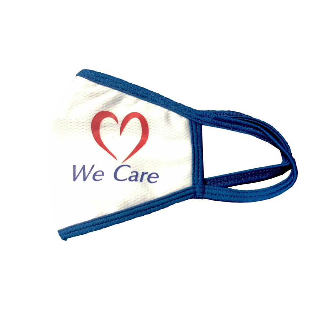 we care mesh mask