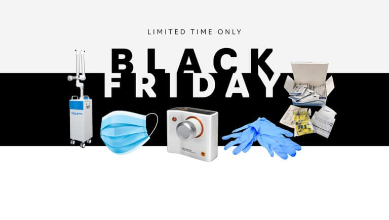 black friday sale on ppe